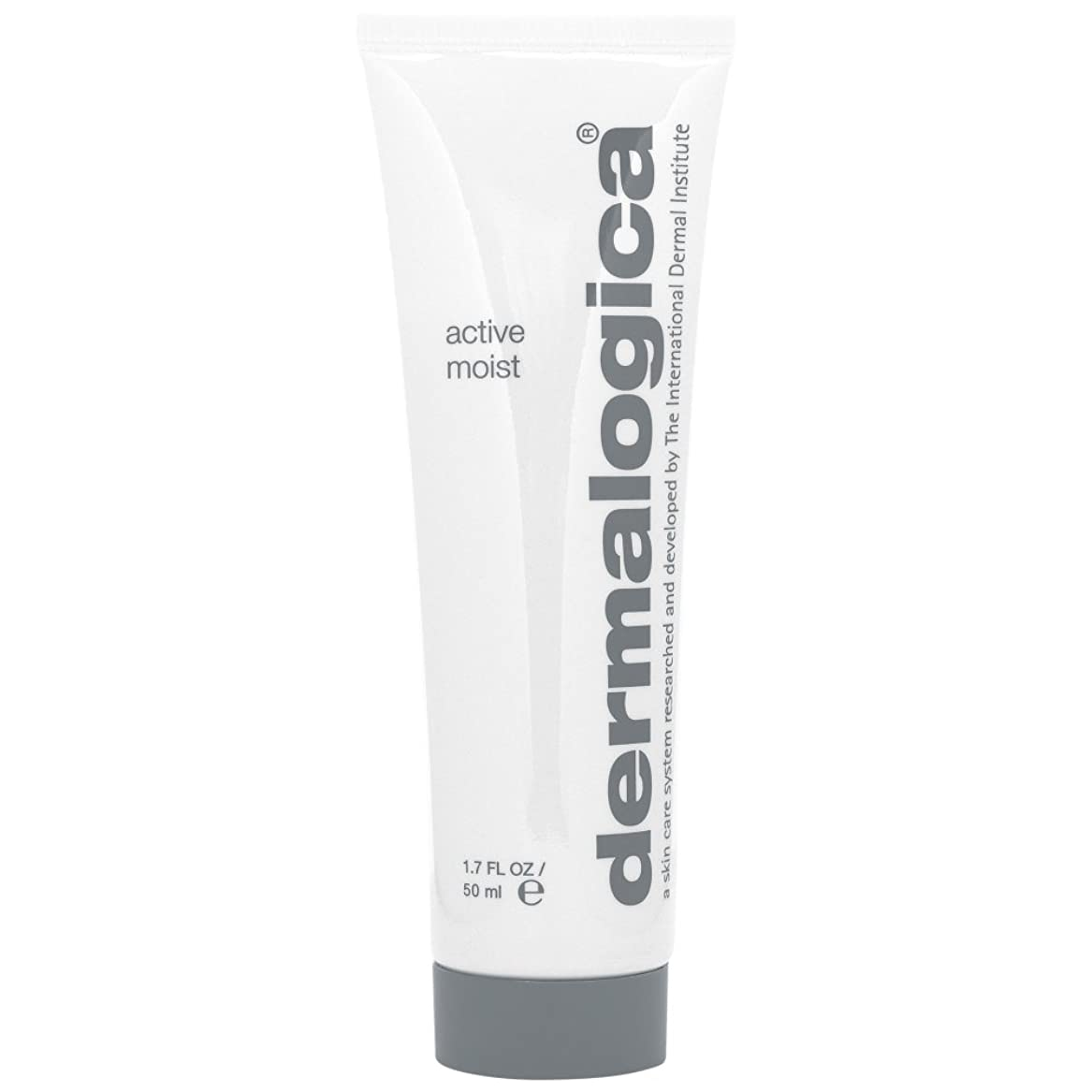 耳正しく不完全ダーマロジカアクティブ湿った顔の保湿剤の50ミリリットル (Dermalogica) (x2) - Dermalogica Active Moist Facial Moisturiser 50ml (Pack of 2) [並行輸入品]