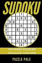 SUDOKU: 100 Hard Puzzles