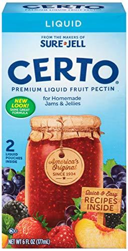 liquid fruit pectin - 6