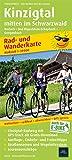 Kinzigtal mitten im Schwarzwald: Rad- und Wanderkarte mit Ausflugszielen, Einkehr- & Freizeittipps, wetterfest, reissfest, abwischbar, GPS-genau. 1:50000 (Rad- und Wanderkarte: RuWK)