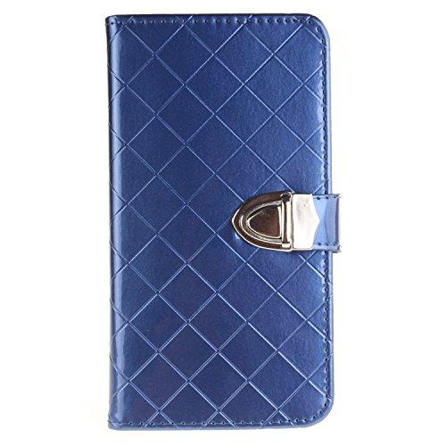 Coozon Book Style Handy Tasche Klapp Etui Schutz Hülle Flip Hülle mit St?nderfunktion & Kartenf?cher Für LG G4 Stylus 2/LS775 (5.7 Zoll)