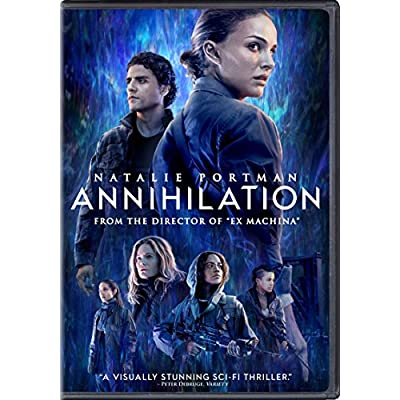 annihilation dvd, End of 'Related searches' list