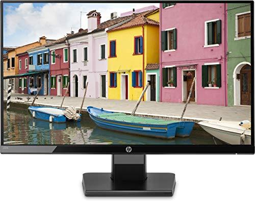 HP 22w - Monitor 21.5' (Full HD, 1920 x 1080 pixeles, tiempo de respuesta de 5 ms, 1 x HDMI, 1 x VGA, 16:9), Color Negro (Reacondicionado)