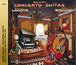 Concerto For Guitar And Jazz Piano Trio