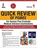 Quick Review of PGMEE, Volume 1