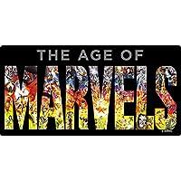 Marvel 80Years(マーベル80周年) ダイカットステッカーB [インロック]