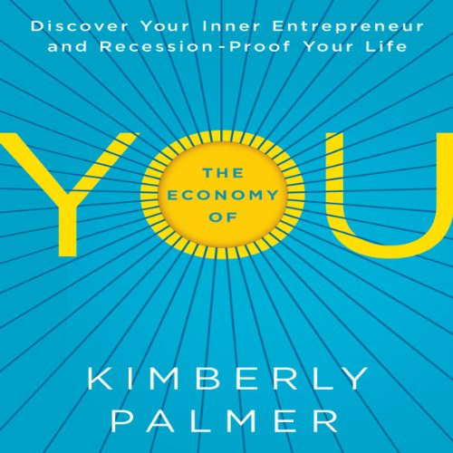The Economy of YOU audiobook cover art