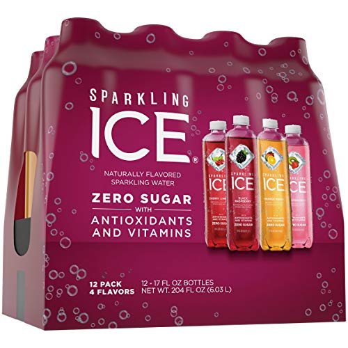 Sparkling Ice Variety Pack (Pack of 12) only $9.98!