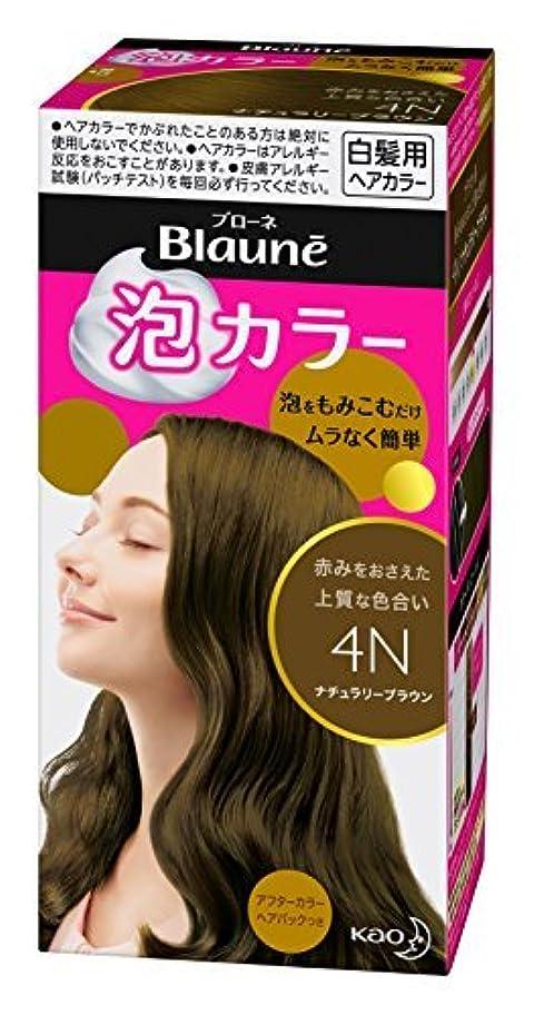 発言するマイナー定期的にブローネ泡カラー 4N ナチュラリーブラウン [医薬部外品] Japan
