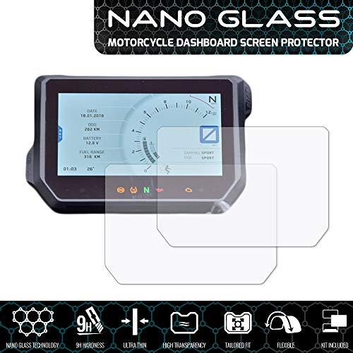 Speedo Angels SA-NANO-106 Nano Glass Screen Protector for 1290 Super Adventure R/S (2017+) x 2