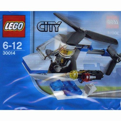 LEGO 30014 Polizeihubschrauber 32 Teile