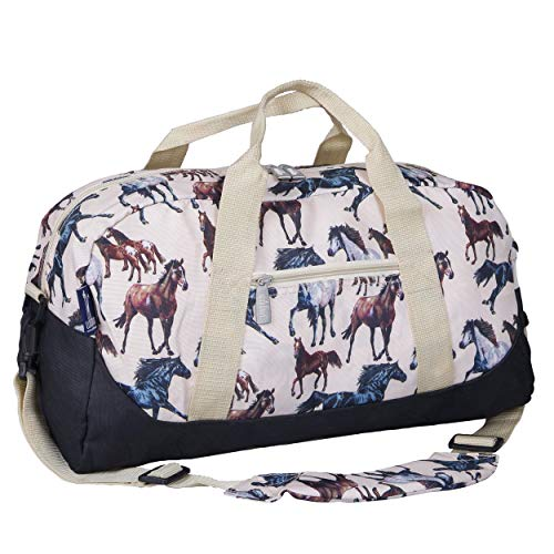 Overnighter Duffel Bag Horse Dreams