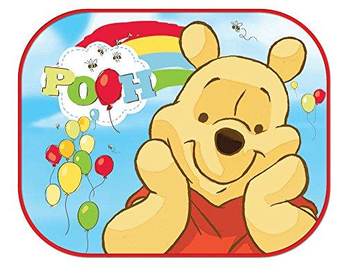 Disney 2 Rideaux Latéraux Winnie l'Ourson