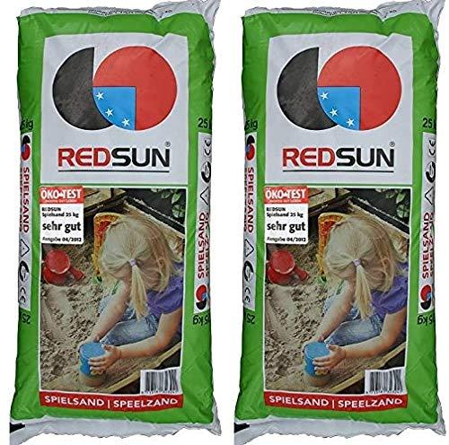50 Kg ÖKO Spielsand 0-0,2 mm Qualitäts Sandkastensand