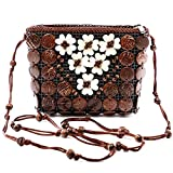 DAISYLIFE Women's Sling Bag (158_Brown)