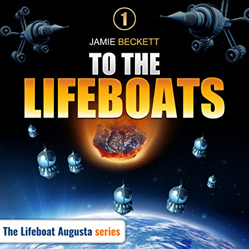 To the Lifeboats - A Novella audiobook cover art