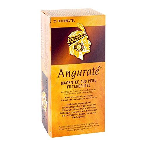 Anguraté Magentee aus Peru, 25 St. Filterbeutel