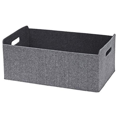 IKEA 803.075.53 Bestå Box, Grijs