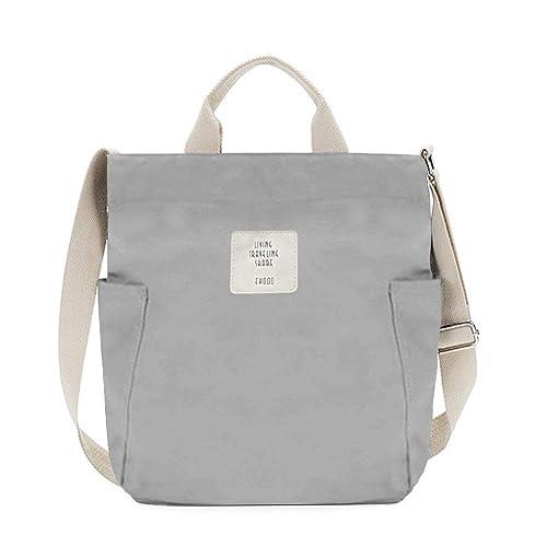 07242e5adac Grey Large Shopping Bag  Amazon.co.uk