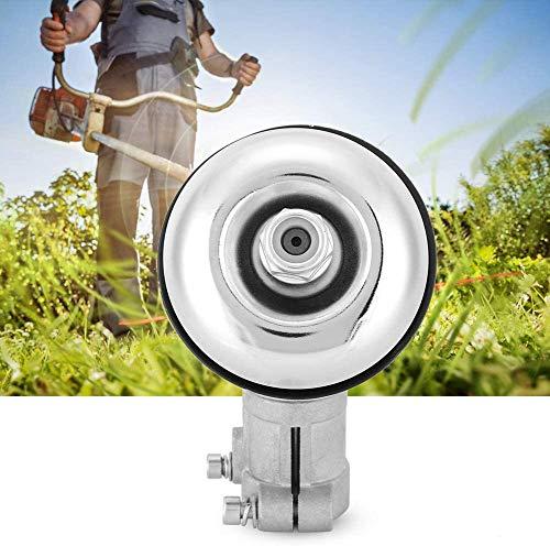 AMAZOM Universal Gearhead Getriebe Bürstenschneider Trimmer Ersatzgetriebekopf 26 Mm Durchmesser Passend Für Strimmer Trimmer Bürstenschneider (9 Zähne)