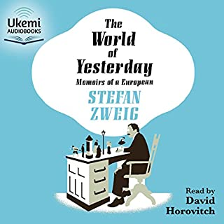 The World of Yesterday cover art