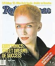 Rolling Stone Magazine # 405 September 29 1983 Annie Lennox (Single Back Issue)
