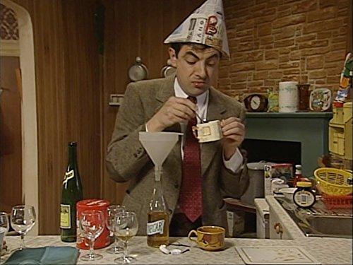 Mach es Selbst Mr. Bean
