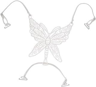 Frauen Mädchen Unterwäsche Kreuz Schmetterling Gürtel Schultergurt