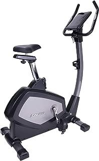 ALINCO(アルインコ) フィットネスバイク アドバンストバイク7218 電磁負荷方式 耐荷重135kg 12種プログラム付き スポーツクラブ運動が出来る AFB7218