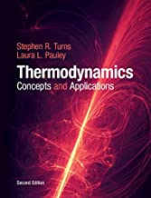 Thermodynamics: Concepts and Applications PDF