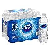Nestle Pure Life Purified Water, 16.9 fl oz. Plastic Bottles (12...