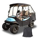 Best Golf Cart Enclosures - 10L0L 4 Passenger 600D Golf Cart Driving Enclosure Review