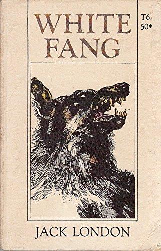 White Fang B000RVRYNI Book Cover