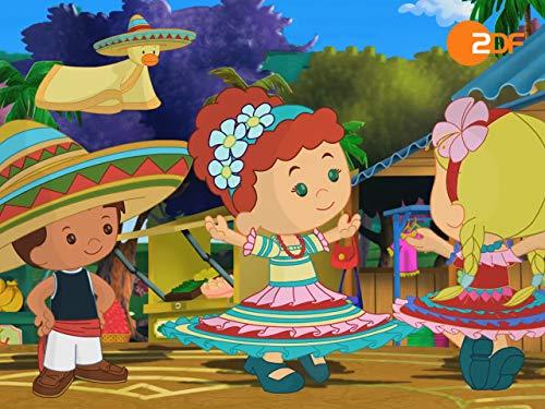 Ein mexikanisches Fest