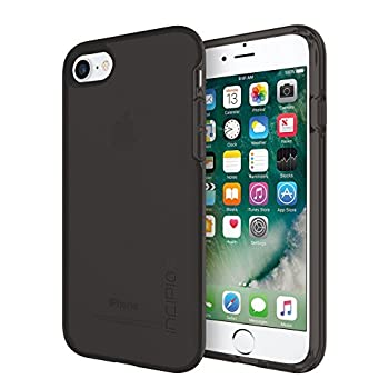 iPhone 7 Case Incipio Haven Pure Shock Absorbing High Gloss Finish Cover fits Apple iPhone 7 - Smoke