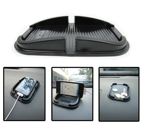 Car Dash Anti-slip Grip Mat Pad Universal for GPS Cellphone Iphone 4 5 Iphone 5s Smart Mobile Phone