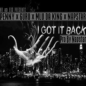 I Got It Back (feat. Penny da Queen & Black Guru)