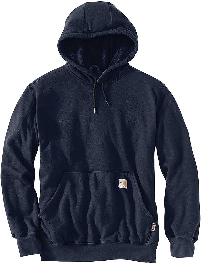 Carhartt Men's Flame-Resistant Force Loose Fit Midweight Sweatshirt