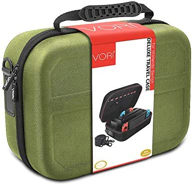 Retear Travel Carry Case for Nintendo Switch Game Portable Hard Shell Protective Storage Accessories product image