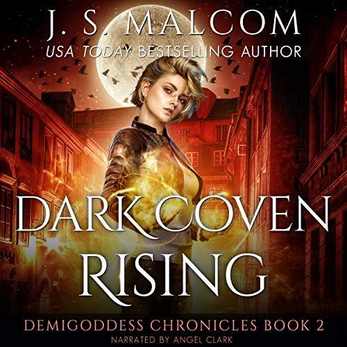 Couverture de Dark Coven Rising