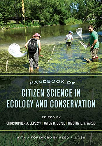 Handbook of Citizen Science in Ecology and Conservation (English Edition)