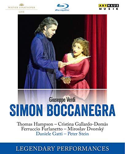 Verdi: Simon Boccanegra (Legendary Performances) [Blu-ray]