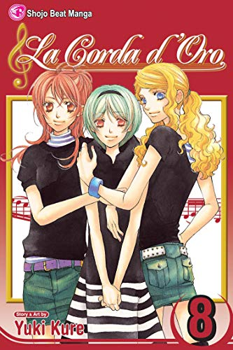 La Corda d'Oro, Vol. 8 (Volume 8)