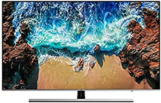 Samsung 4K Ultra HD Smart TV 65 Inch LED Model -UA65NU8000RXUM Silver