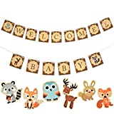 Woodland Baby Shower Decorations Forest...