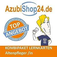 AzubiShop24.de Kombi-Paket Lernkarten Altenpfleger /in