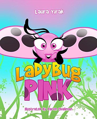 Ladybug Pink (Ladybug Color Series Book 2) (English Edition)