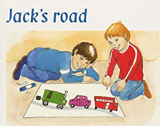 Rigby PM Stars: Individual Student Edition Magenta (Levels 2-3) Jack's road