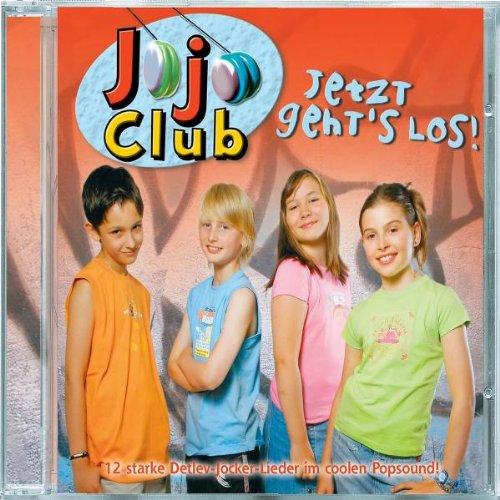 Jetzt geht's los! 12 starke Detlev-Jöcker-Lieder im coolen Popsound