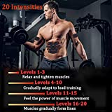 Zoom IMG-2 elettrostimolatore per addominali muscolare ems